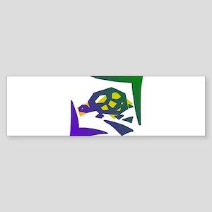 TURTLE_2 Bumper Sticker