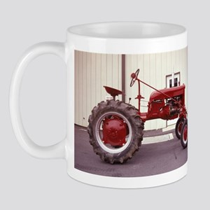 Ole Red Tractor Mug
