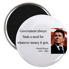 "Ronald Reagan 7 2.25"" Magnet (10 pack)"