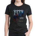 Valgrehah - Four Stages of Po Women's Dark T-Shirt
