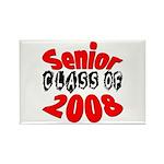 Senior Class of 2008 Rectangle Magnet (100 pack)