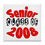 Senior Class of 2008 Tile Coaster