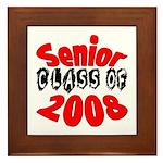 Senior Class of 2008 Framed Tile