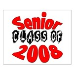 Senior Class of 2008 Small Poster