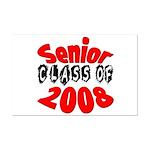 Senior Class of 2008  Mini Poster Print
