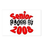 Senior Class of 2008 Postcards (Package of 8)