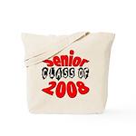 Senior Class of 2008  Tote Bag