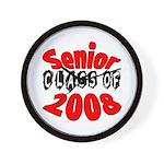 Senior Class of 2008 Wall Clock