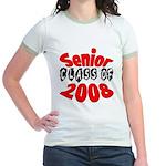 Senior Class of 2008 Jr. Ringer T-Shirt