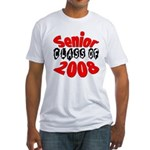 Senior Class of 2008 Fitted T-Shirt