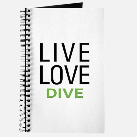 Live Love Dive Journal