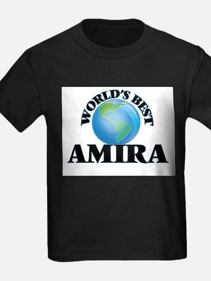 World's Best Amira T-Shirt