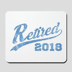 Retired 2018 Vintage Mousepad
