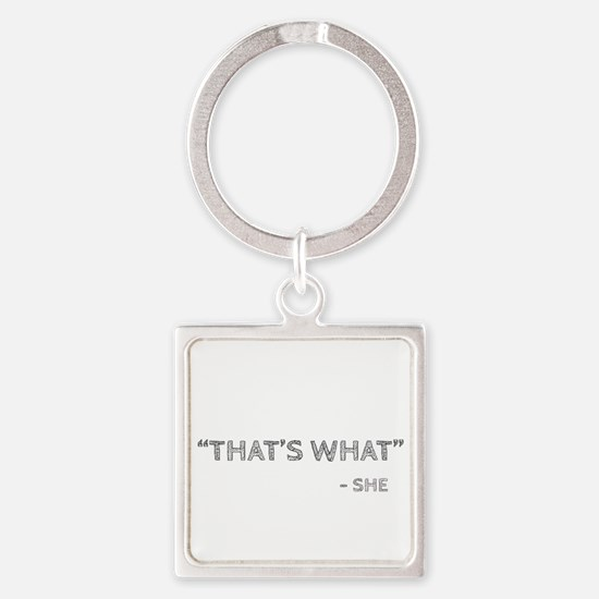 What Keychains