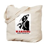 Toxic Chemicals Tote Bag