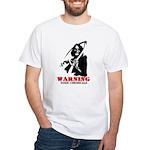 Toxic Chemicals White T-Shirt