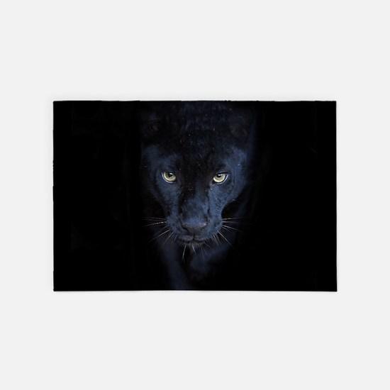 Black Panther 4' X 6' Rug