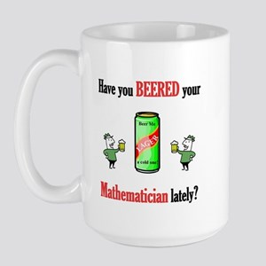 Mathamatician Large Mug