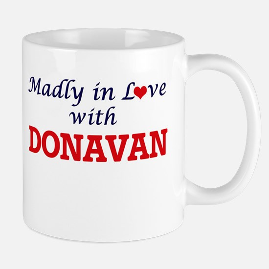 Madly in love with Donavan Mugs