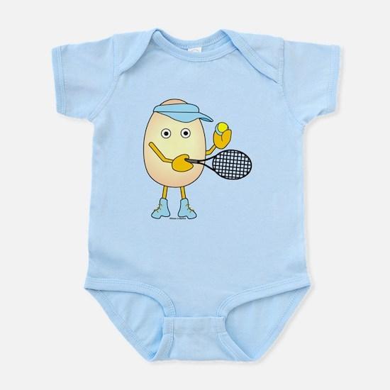 Tennis Egghead Body Suit