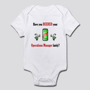 Office Manager Infant Bodysuit