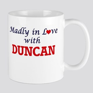 Madly in love with Duncan Mugs