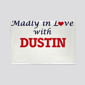 Madly in love with Dustin Magnets
