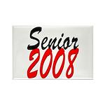 Senior 2008 ver2 Rectangle Magnet