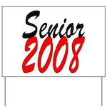 Senior 2008 ver2 Yard Sign