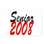 Senior 2008 ver2 Postcards (Package of 8)