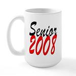 Senior 2008 ver2 Large Mug