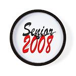 Senior 2008 ver2 Wall Clock