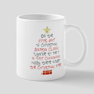 Chihuahua Christmas Gift Mug
