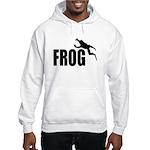 Frog shirts Hooded Sweatshirt