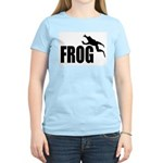 Frog shirts Women's Light T-Shirt
