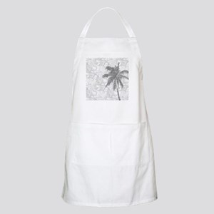 Design 67 palm tree Light Apron