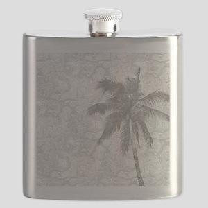 Design 67 palm tree Flask