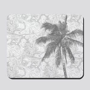 Design 67 palm tree Mousepad