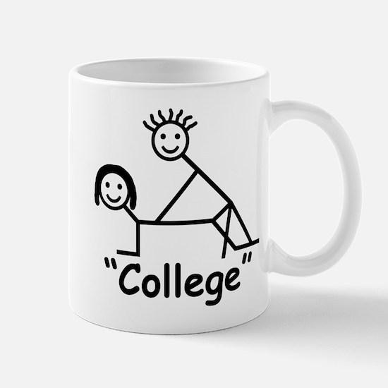 """""""College"""" Mug"""