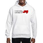 Sofa Cushion Fort Hooded Sweatshirt