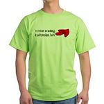 Sofa Cushion Fort Green T-Shirt