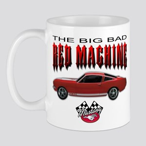 The Big Bad Red Machine Mug