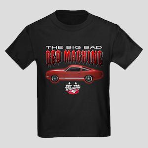 The Big Bad Red Machine Kids Dark T-Shirt