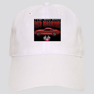 The Big Bad Red Machine Cap