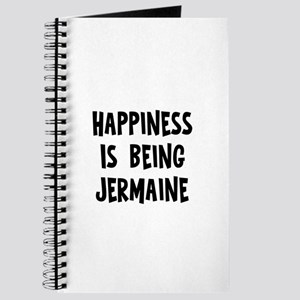 Happiness is being Jermaine Journal