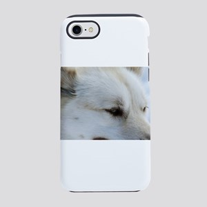 i love dog iPhone 8/7 Tough Case
