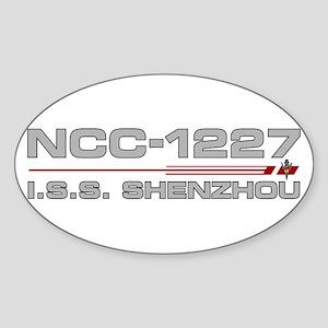 ISS Shenzhou Sticker