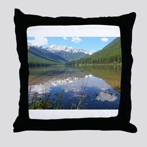Staton Lake Throw Pillow