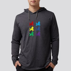Poodle Long Sleeve T-Shirt