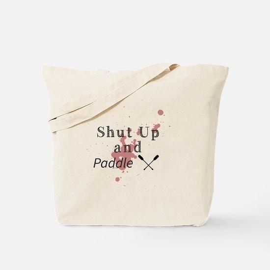 Paddle Tote Bag